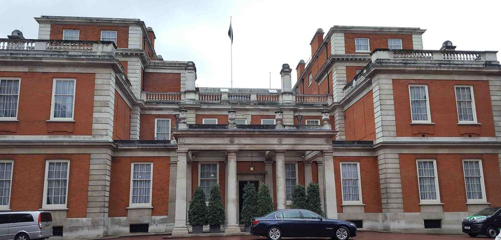 London Studies 5 Visit Marlborough House