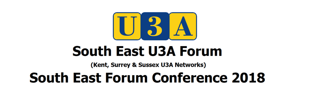 South East Forum Conference Wed 16th May